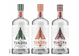 TUNDRA RUSSIAN VODKA
