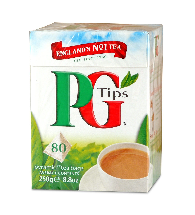 pg tips teas